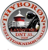 Dansk Nimbus Touring Landstræf 2008 logo